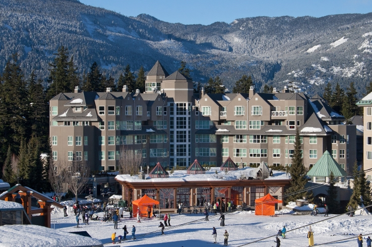 Whistler Upper Village